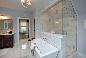 The Mill House - Master Bath