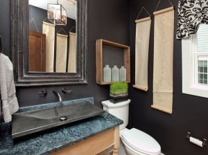 The Mil House - Guest Bathroom